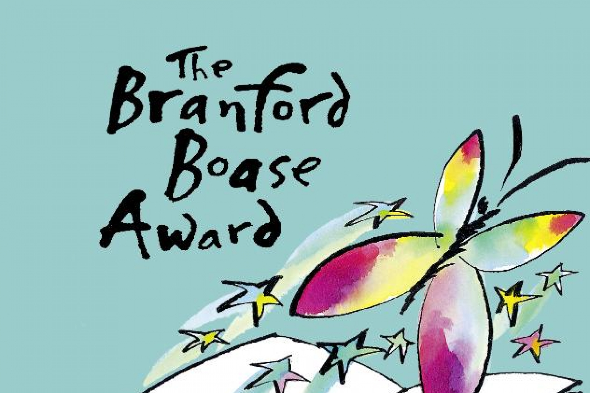 The Branford Boase Award logo