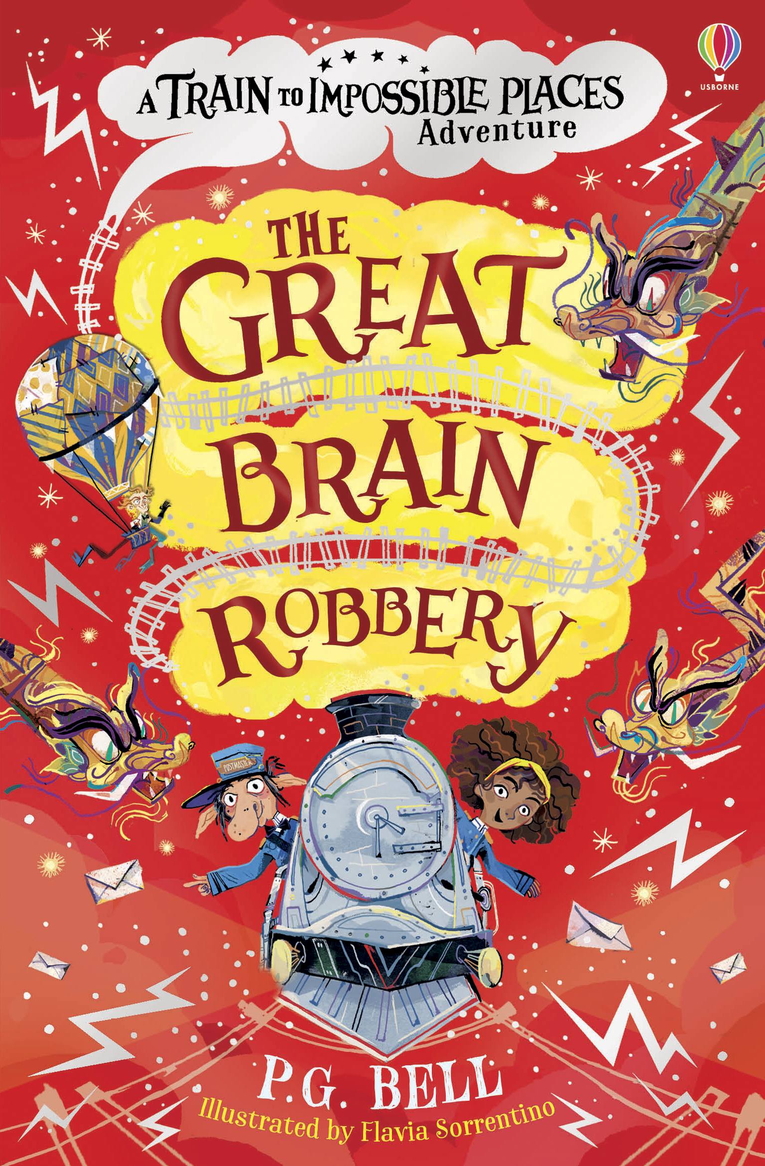 The Great Brain Robbery paperback cover