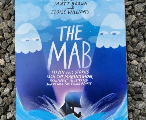 Cover of The Mab illustrated by Max Low
